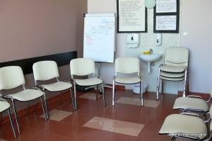 Sala terapii Odziału