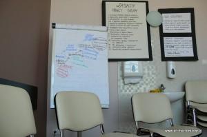 Sala terapii Oddziału