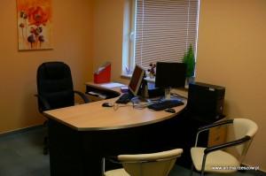 Gabinet psychologiczny Oddziału