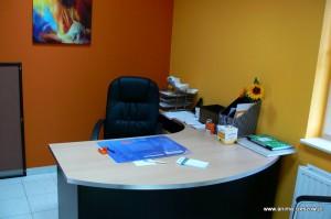 Gabinet lekarski Oddziału