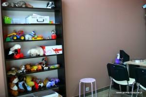 Zabawki, prace dzieci